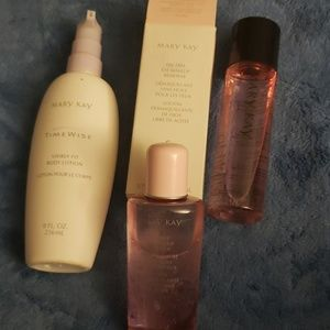 Mary Kay Oil Free Eye Makeup Remover & Timewise